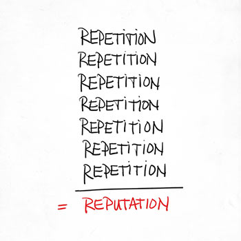 Poster: Reputation