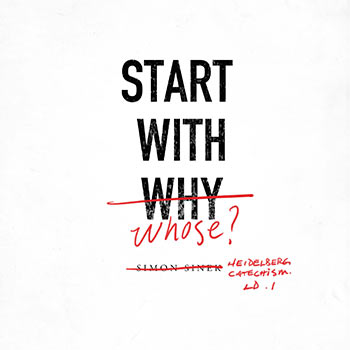 Poster: Start with why
